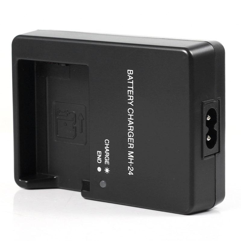 ... New MH-24 Battery Charger For Nikon EN-EL14 P7100 P7000 D5100 D3100 D3200 ...