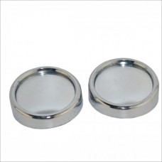Convex Wide Angle Adjustable Car Blind Spot Mirrors (Pair)