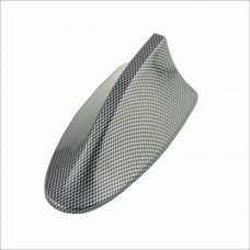 Fiber Plastic Shark Fin Design Adhesive Base Roof Decorative Antenna for BMW