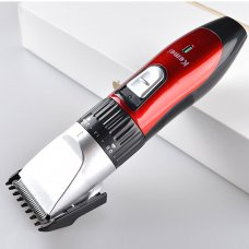 Baby Adult Electric Care Hair Clipper Trimmer Shaver Silver