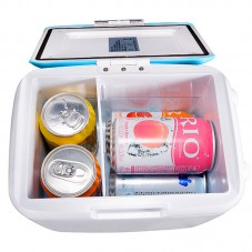 Automotive small refrigerator preservation insulation portable car