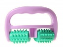 New Cellulite Control Roller Massager Thigh Body Health Beauty Hand-held Wheel