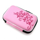 HDD Protection Case Box for 2.5 Inch HARD DISK Drive New-pink