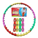 wheel with bead massage hula hoop lose weight