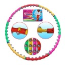 roller massage combination high strength hula hoop lose weight hula hoop
