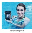Waterproof Bag for Digital Camera  iPhone 4 / 3GS / iPod Touch and Other Similar Size Mobile Phones