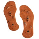 Therapy Massage Insole Shoe Boot Thenar Pad Clean Health Foot Feet Care