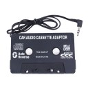 NEW Car Audio Cassette Tape Adapter Stereo Plug AUX For Mp3 MP4 PC Desktops