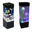 LED Mini Fish Tank Water Light Box Water Ball Aquarium Bedside Cabinet Lighting