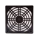 5cm Computer Cooling Fan Dust Filter Case Guard Black