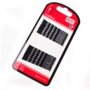 Makeup Hair Maker Accessory Hair Clip Barrettes 24 Pcs Black