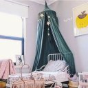 Dome Princess Bed Tents Net Childrens Room Decorate for Baby Kids Reading Indoor