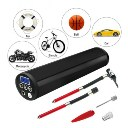 LCD 150PSI 12V Portable Air Compressor Auto Car Bike Electric Tire Inflator Pump