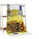 Fashion 70*150cm Printed Microfiber Euro Adults 200 Euros Printing Beach Towel