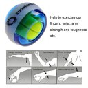 Wrist Trainer Wrist Ball Powerball LED Flashing