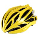 Outdoor Goods Protective Helmet Safety Helmet Unibody Cycling Helmet T50 Yellow