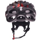 Outdoor Goods Protective Helmet Elastic Helmet Light-weight Cycling Helmet 021 Red with Black