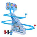 RNC Penguin Race Toy Set Penguin Slide Toy Penguin Climb Stair Toy With Music