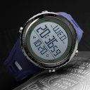 Multifunction Countdown Electronic Watch 1310 Blue