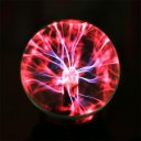 USB Magic Crystal Globe Desktop Light Plasma Ball Sphere Home Party Night Lamp