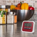 Digital LCD Display Kitchen Timer Magnetic Cooking Baking Count Down Up Timer