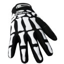 MTB/Road Long Finger Outdoor Bicycle Breathable Sport Skull Cycling Gloves