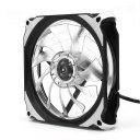 Eclipse 120mm LED Cooling Cooler Desktop Computer Fan Lower Noise Cooling Fan