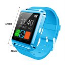 U8 Bluetooth Smart Watch Sports Passometer Altimeter Music Player Wrist Watch