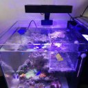 LED Aquarium Light Fish Tank Lighting with Touch Control for Coral Reef