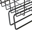 Metal Iron Kitchen Storage Shelf Rack Mutifunctional Office Storage Shelves