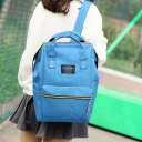 Girls Casual Harajuku Style Backpack Tote Travel School Bags for Teenagers