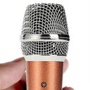 Professional Vocal Microphone Portable Handheld Microphone For Mobile Phone